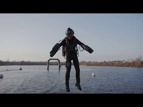 Gravity: Jet Suit Race Series Promo, January 2020