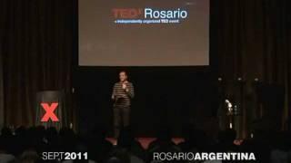 TEDxRosario - Dario Sztajnszrajber - Reinterpretando a Dios