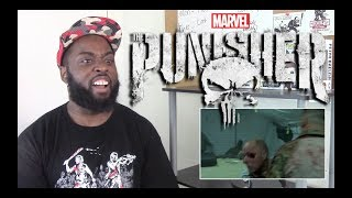Marvel's The Punisher REACTION - 1x3