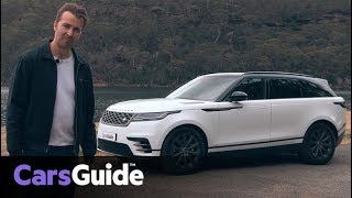 Range Rover Velar SE R-Dynamic D300 2018 review: road test video