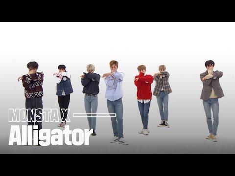 [덕질캡쳐용♥CLEAN ver.] 몬스타엑스 - Alligator (주간아ver)