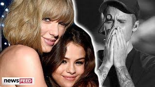 Taylor Swift Won't FORGIVE People Who Hurt Selena Gomez!