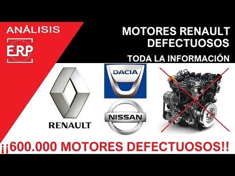 600.000 Motores Renault 1.2TCE DEFECTUOSOS. Toda la información.