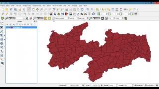 [Vídeo Curto] Salvar feição selecionada como uma nova camada no QGIS 2.18