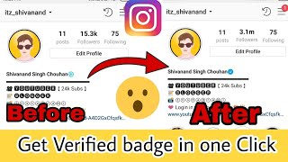 How to Get VERIFIED on instagram | 3 LEGAL Methods to get VERIFIED instagram Hindi