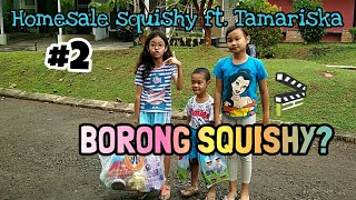 HOMESALE SQUISHY#2 , BORONG SQUISHY!! // Nethania Video