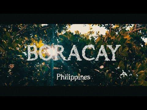 BORACAY PHILIPPINES | Rozes - BURN WILD (Young Bomb Remix) | DJI Mavic Pro | GoPro