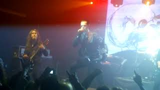 Satyricon - Black Wings and Withering Gloom live, Svoboda club, 2018-27-01