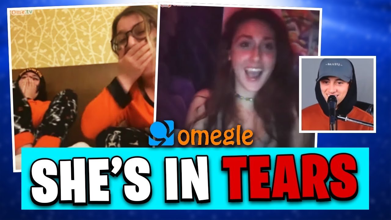 Download Did I make HER CRY? Omegle Singing Reactions *Watermelon Sugar, EPIC FUNNY OMEGLE AND MORE
