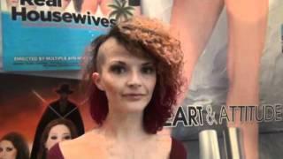 Pornstar Joslyn James Interview at 2012 AEE LAS VEGAS