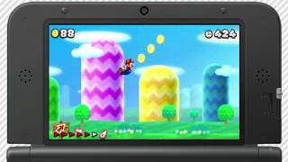 New Super Mario Bros. 2 - Episode 1: l