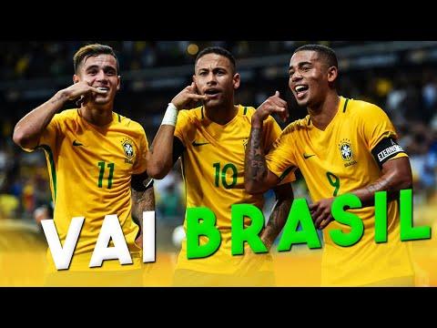 Seleção Brasileira - Vai Brasil ( MC Teteu ) Part 1