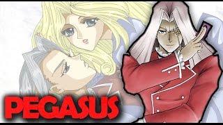 CRONOLOGÍA DE MAXIMILLION PEGASUS (YuGiOh! Animé) Lalito Rams