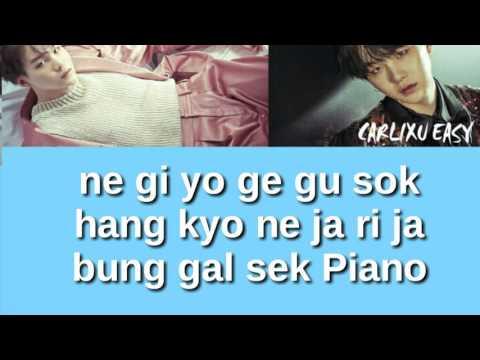 BTS SUGA - FIRST LOVE (EASY LYRICS)