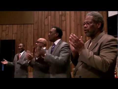 Syracuse 'barbershop quartet' remixes Motown music for church