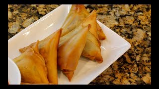 samosa patti recipe