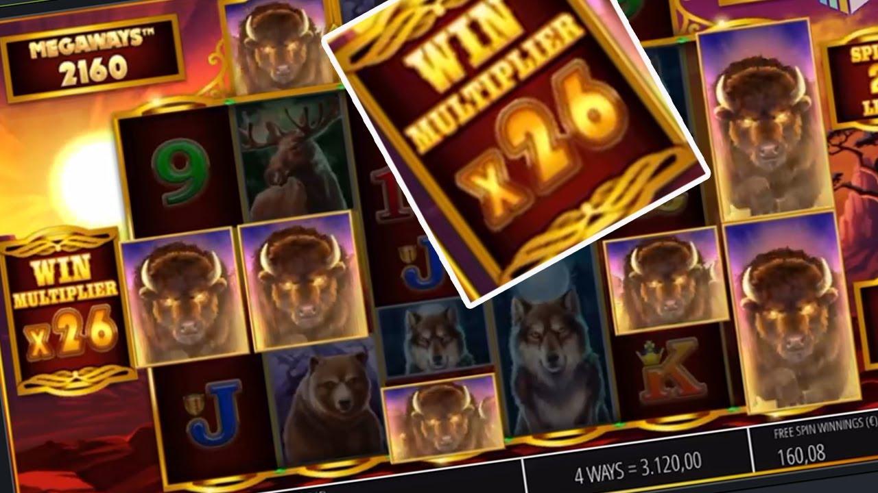 Spiele Buffalo Rising Megaways - Video Slots Online
