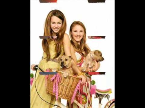 miley stewart and lilly truscott nude