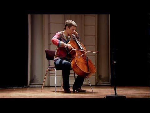 Quirine Viersen - Tema Sacher voor cello (Benjamin Britten)