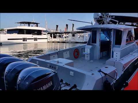 Dubai Boat Show 2018  Part 2