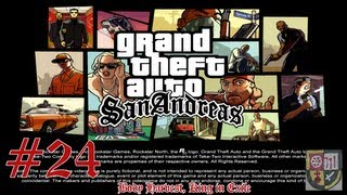 Let's Play GTA San Andreas (PC) Part 24: Body Harvest, King in Exile [100%]