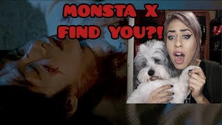 MONSTA X 몬스타엑스 'FIND YOU' Teaser REACTION