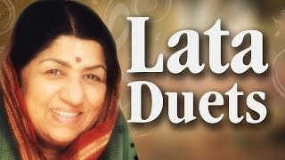 Non Stop Lata Mangeshkar Duets - Jukebox 1 - Evergreen Old Hindi Songs Collection