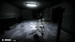 Nightmare House 2 [HL2 Mod] - Gameplay
