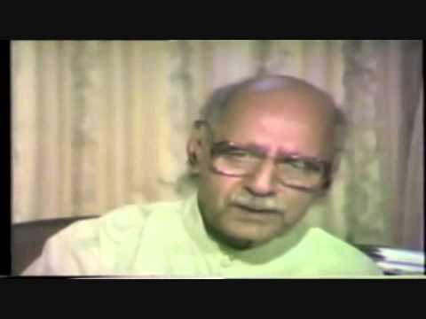 Interview Of Ghulam Ahmed Parvez PTV