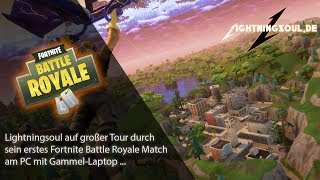 FORTNITE - Sinus, Kosinus, Tangens am PC #1 | Deutsch | HD