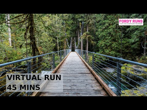 VIRTUAL RUNNING Videos For Treadmill With Music