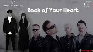 Book of your heart U2
