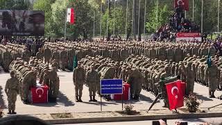Amasya Yemin Töreni 98/1 ( 6 Nisan 2018 )