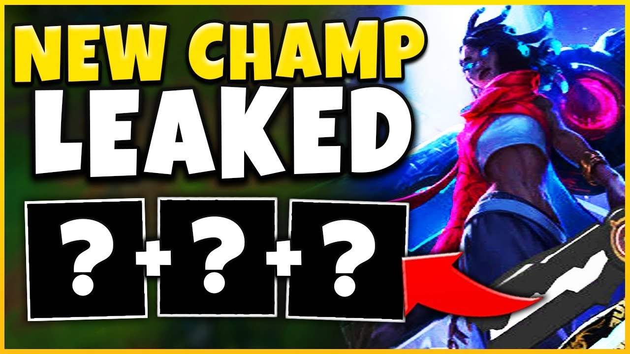 NEW ADC CHAMPION APHELIOS LEAKED BY RIOT (GAME-BREAKING MECHANIC) 6 NEW  SKINS!!! - League of Legends