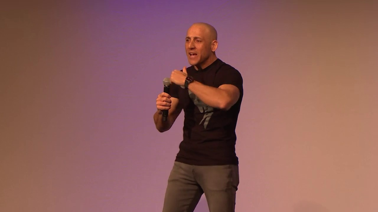 "NatCon19: ""Believe in Second Chances"" - Kevin Hines"