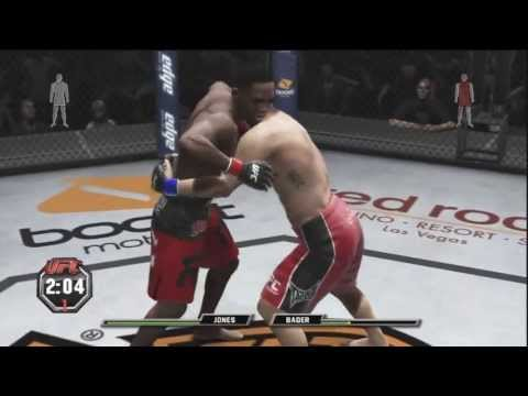 Fighter Uniqueness - UFC Undisputed 3 vs EA Sports UFC 2 - Georges St Pierre