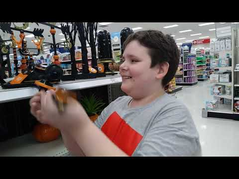 Dane vlog 10/11/2018 | SUPER⭗TARGET
