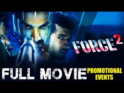 Force 2 Movie 2016 Promotional Events |...
