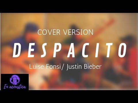 Despacito (Cover Version) Luis Fonsi Guitar Sithar Acoustic Music Spanish Justin Bieber Studio