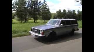 тест-драйв Volvo 245