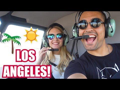CATH ET JAY VONT À LOS ANGELES!   2017