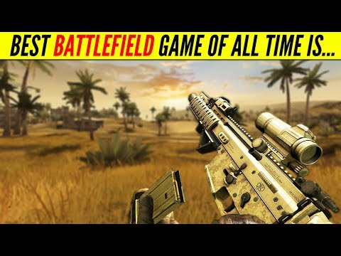 TOP 10 BATTLEFIELD Games from WORST to BEST