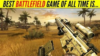 TOP 10 BATTLEFIELD Games from WORST to BEST | Chaos