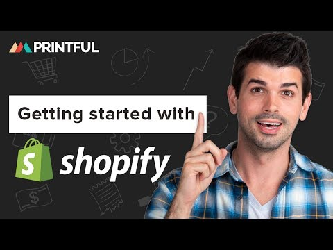 How to integrate with Shopify and Printful: Connecting, Shipping, Product personalization 2019 thumbnail