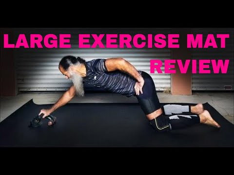 active-gear-large-exercise-mat-review-for-my-home-workouts