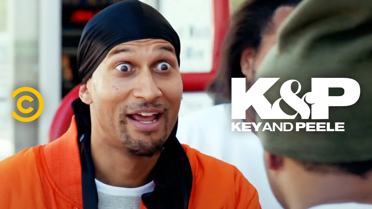 Let's Play Fronthand Backhand - Key & Peele