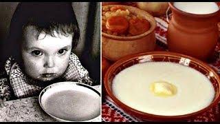 видео Полезна ли манная каша - Детское питание