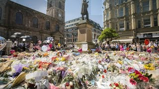 Ariana Grande vows to perform again in Manchester after devastating suicide bombing thumbnail