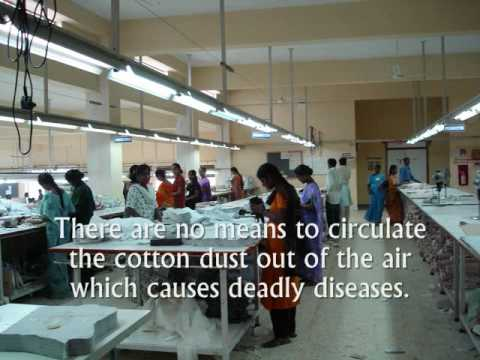Bangalore Garment Factories [ Labor Rights Abuses ]