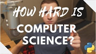 How Hard is Computer Science - My Computer Science Degree (First Year)